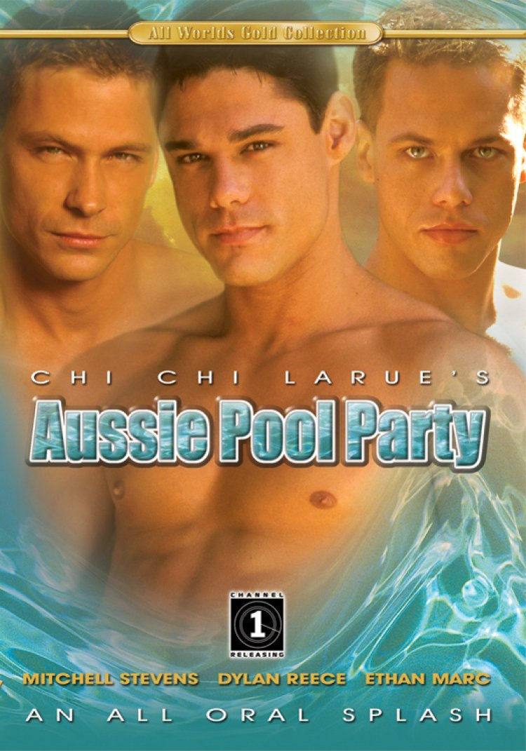 Aussie Pool Party