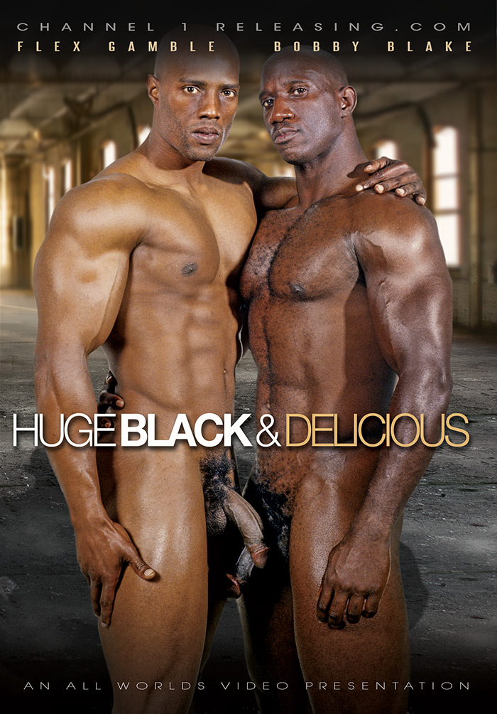 Huge Black And Delicious